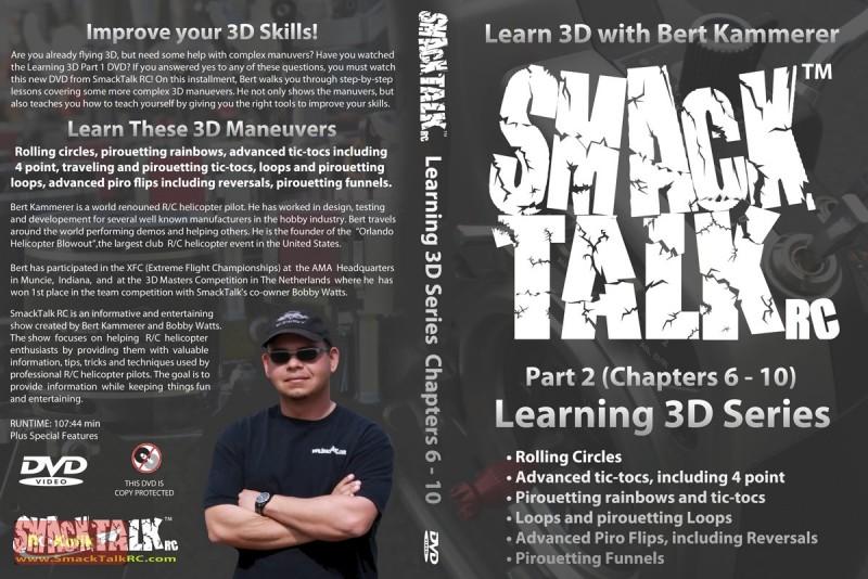 SmackTalk RC Heli Simulasyon Dersleri