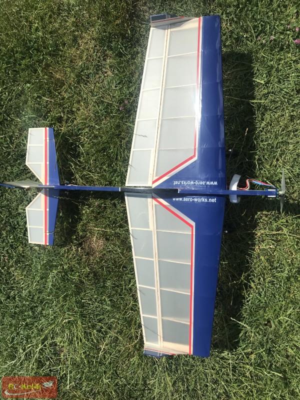 AeroWorks Extra 260 Maiden