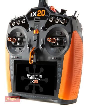 Spektrum iX20 Kumanda