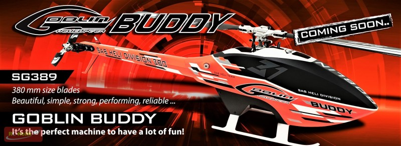 Goblin Buddy 380
