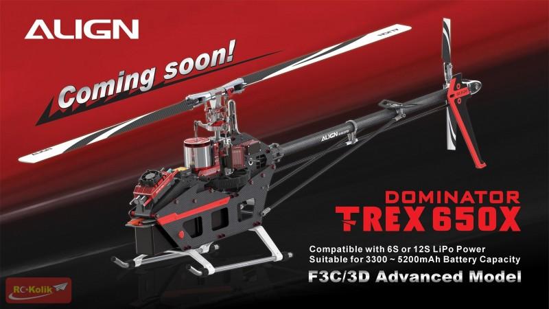 [YENI]: Align T-REX 650 Dominator