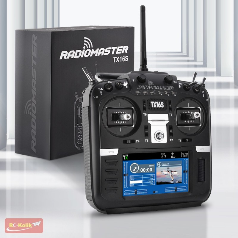 RadioMaster TX16S Kutu Açılımı
