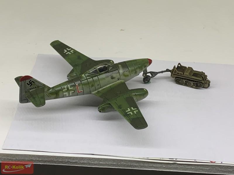 Messerschmitt Me262 A-1a  (Trumpeter 1/144)
