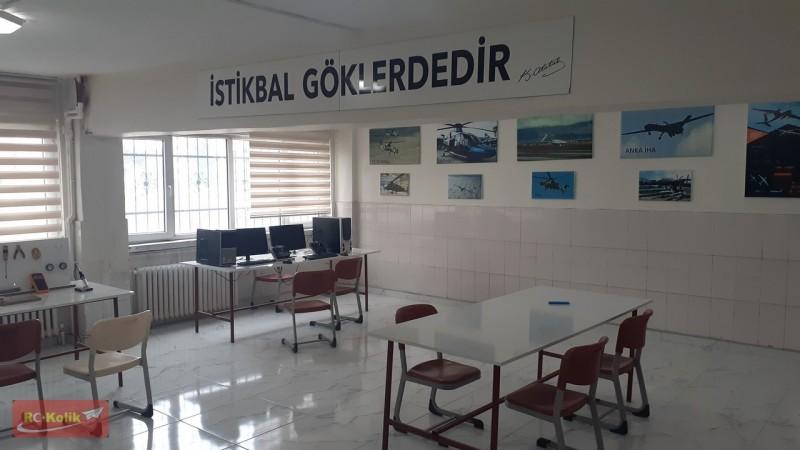 Elbistan BİLSEM Radyo Kontrollü Hava Araçları Atölyesi Tanıtım