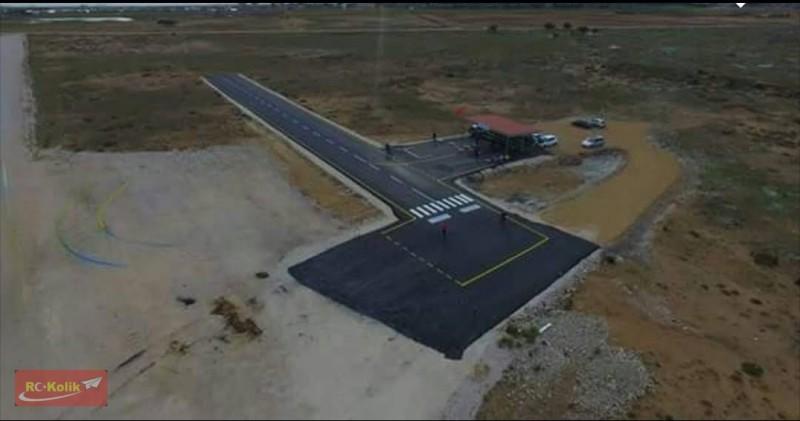 manavgat belediyesi model uçak pisti