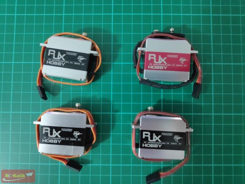 RJX FS-0521 HV/THV Servo Seti